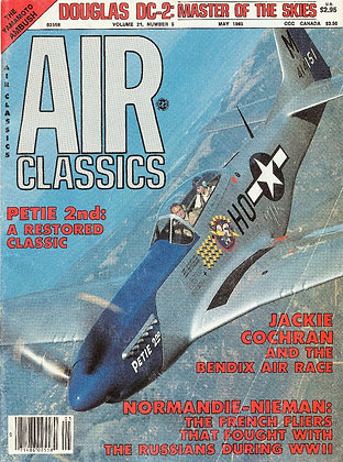 Air Classics May 1985