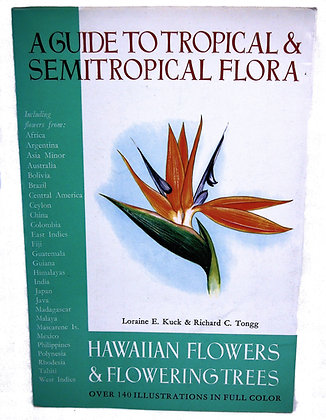 Tropical & Semitropical Flora 1977