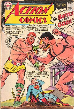 Action Comics, No. 353, August 1967