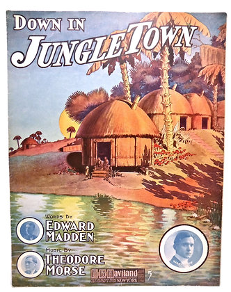 Down in the Jungle Town 1908