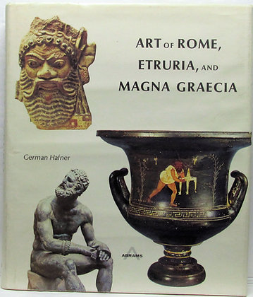Art of Rome, Etruria and Magna Graecia 1969