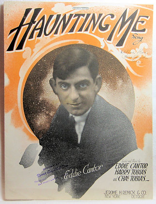 HAUNTING ME Song 1921