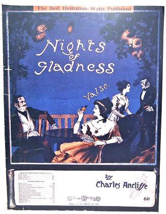 Nights of Gladness (The Best Hesitation Waltz) 1912