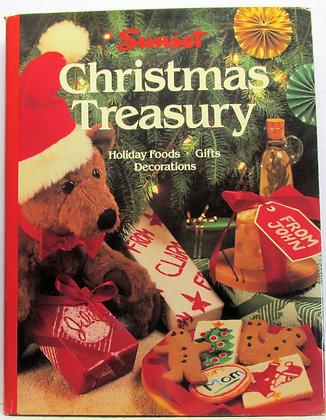 Sunset CHRISTMAS TREASURY by Cynthia Overbeck Bix 1987