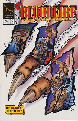 Bloodfire, #11 - 1994