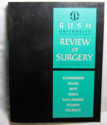 Rush University Review of Surgery 1993