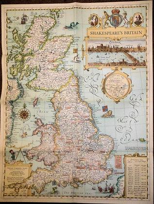 Nat. Geographic Shakespeares Britain 1964