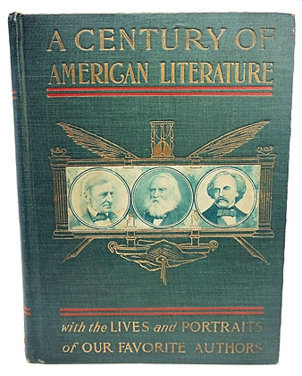 A Century of American Literature 1901