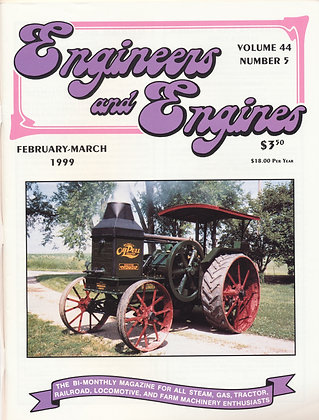 Engineers & Engines, Feb.-March 1999