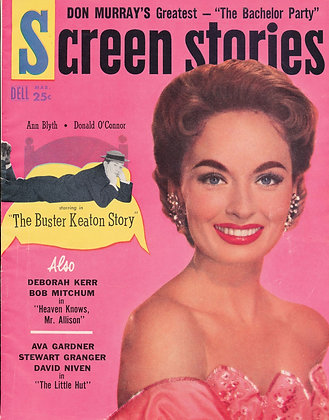 Screen Stories, March 1957