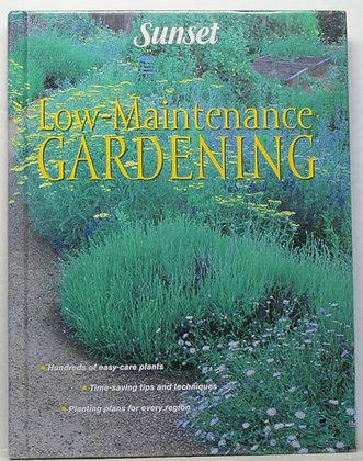 Low-Maintenance Gardening Sunset