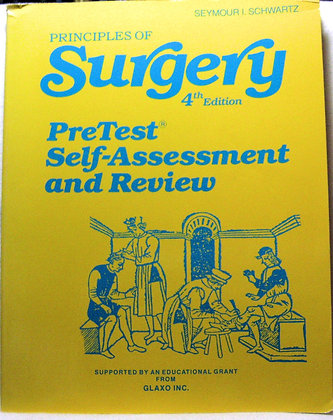Principles of Surgery Seymour I. Schwartz 1983