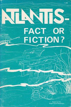 Atlantis Fact or Fiction? Edgar Cayce 1962
