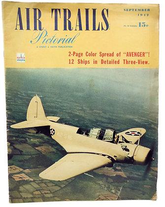 Air Trails (Sept. 1942) Vol. 18, No. 6