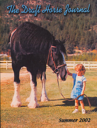 Draft Horse Journal Summer 2002