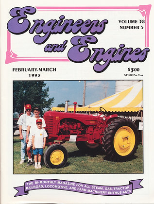 Engineers & Engines, Feb.-March 1993