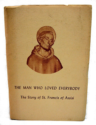 The Story of St. Francis of Assisi 1955 (Catholic)