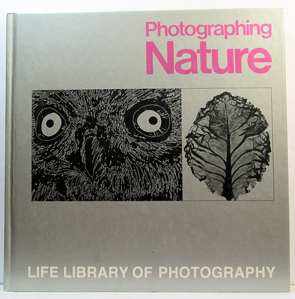 Photographing Nature Time Life 1972