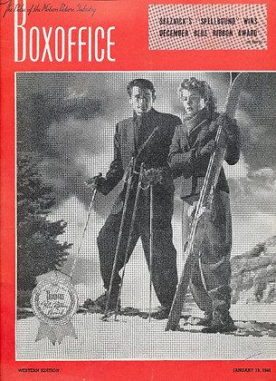 BOXOFFICE, January 1946