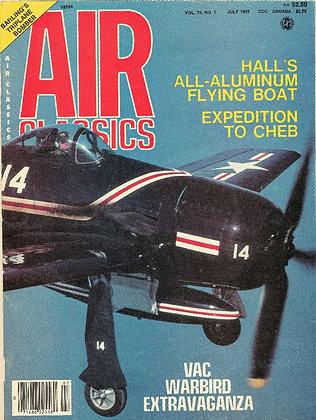 Air Classics (July 1983) All-Aluminum