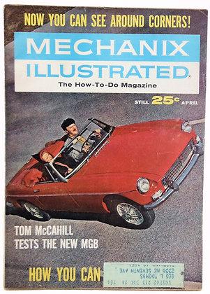 Mechanix Illustrated April 1963
