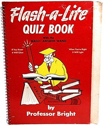 Flash-A-Lite Quiz Book 1948