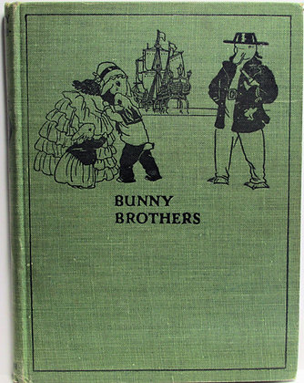 BUNNY BROTHERS (Nelson's Fireside Library) JACQUELINE CLAYTON (ca. 1920)