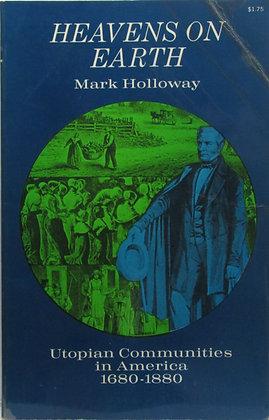 HEAVENS ON EARTH Mark Holloway 1966