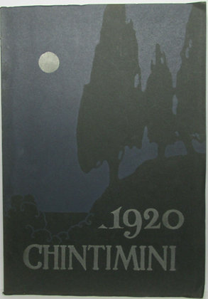 The CHINTIMINI yearbook (Corvallis High School) 1920 (Oregon)