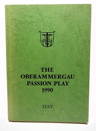 Oberammergau Passion Play 1990
