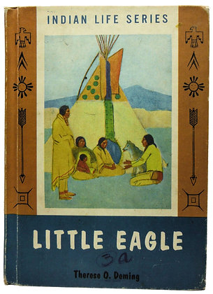 Little Eagle (Indian Life Series) 1958
