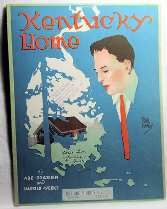 Kentucky Home 1921