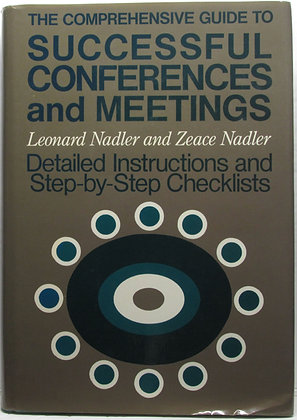 Comprehensive Guide to Successful Conferences & Meetings