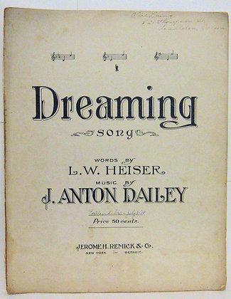 Dreaming Song HEISER 1906