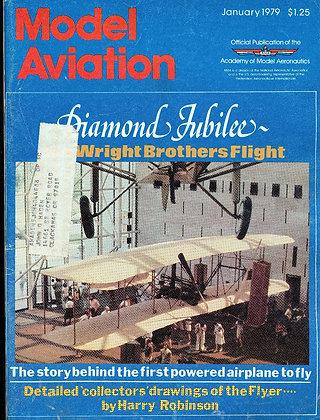 Model Aviation January 1979