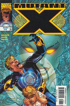 Mutant X, #8- 1999