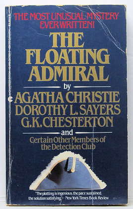 The Floating Admiral by AGATHA CHRISTIE
