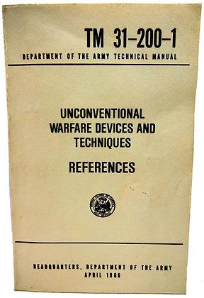 TM 31-200-1 Unconventional Warfare