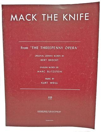 Mack the Knife 1955