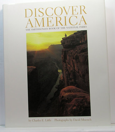Discover America Smithsonian 1995 NATIONAL PARKS
