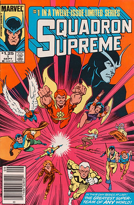 Squadron Supreme, #1 - 1985