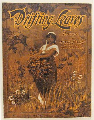 Drifting Leaves Reverie Amanda Keddedy 1905