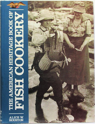 FISH COOKERY Columbia River Maritime Museum 1969 (Astoria, Oregon)
