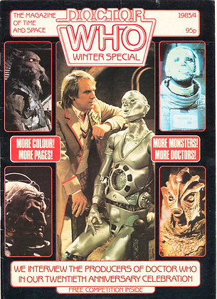 Doctor Who Winter Special 1983/84 British