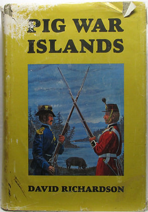 PIG WAR ISLANDS by David Richardson 1971