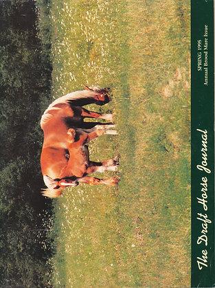 Draft Horse Journal Spring 1995
