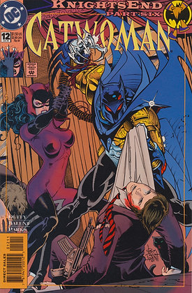 Catwoman, #12