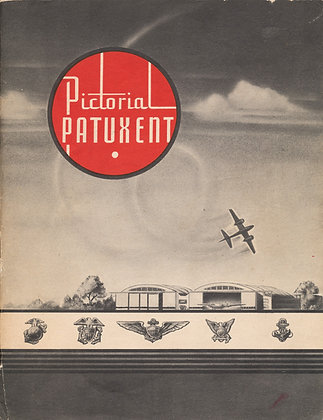 Naval Air Test Center Patuxent Md. 1945
