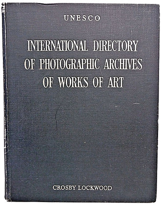 UNESCO Repertoire International Art Archives