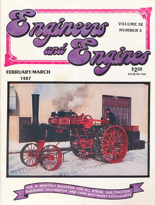 Engineers & Engines, Feb.-March 1987